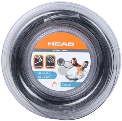 Head Sonic Pro 16 17 Tennis String - 200 m