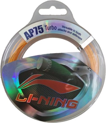 Li-Ning AP 75 Turbo 0.70 MM Badminton String - 10 m