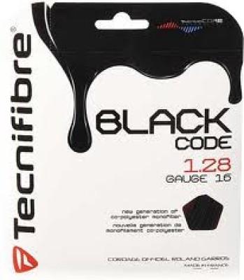 Tecnifibre Black Code Racquet Single Tennis String