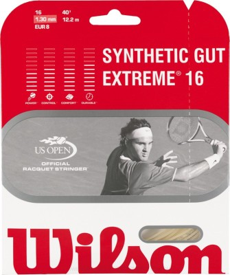 Wilson Synthetic Gut Extreme 16 16L Tennis String - 12 m