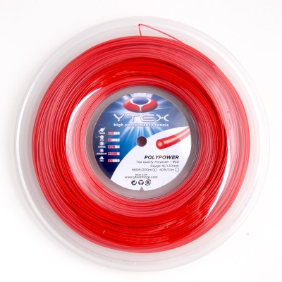 Ytex PolyPower 1.30mm - 200m 1.30mm Tennis String - 200