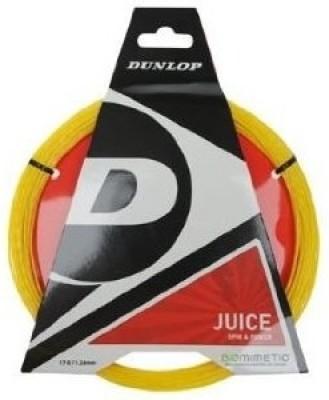 Dunlop Juice 17L Tennis String - 1.26 m