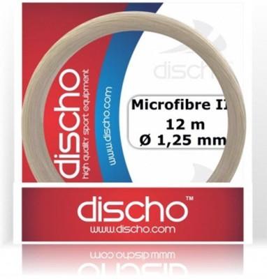 Discho Microfibre - Single Racquet Tennis String 1.30mm Tennis String - 12 m