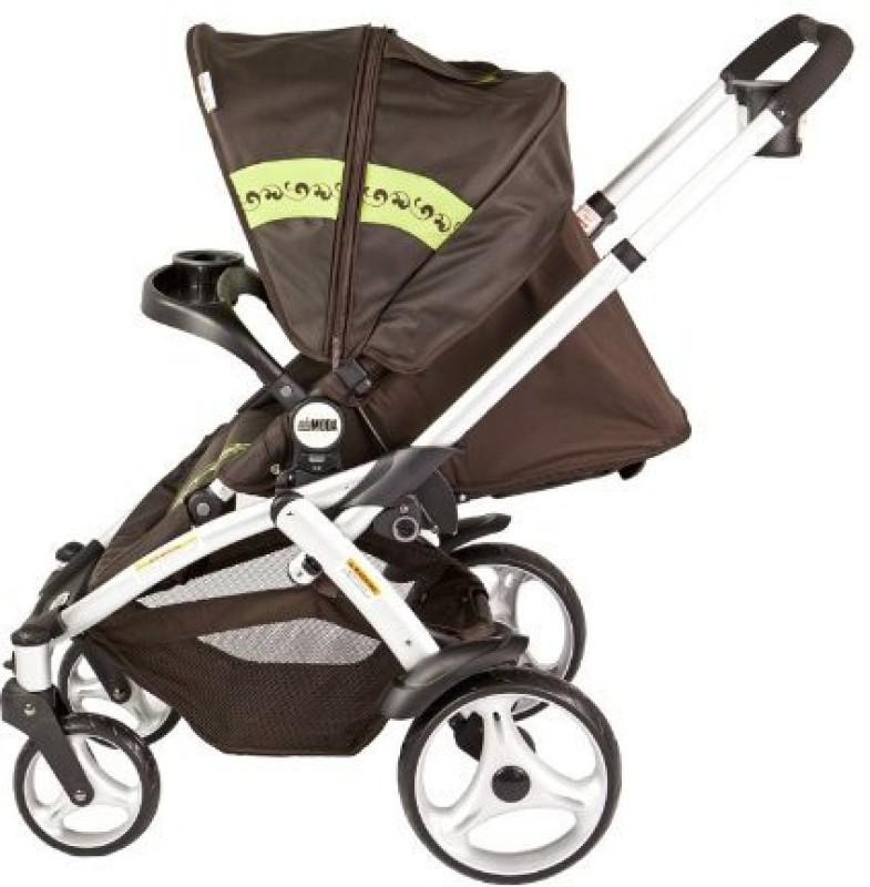 Mia Moda 490-BRN Stroller Pram Pad