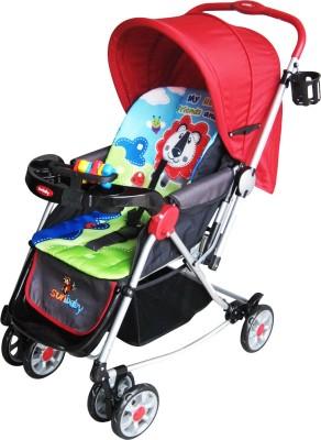 Sunbaby Brave Heart Red Lion Stroller