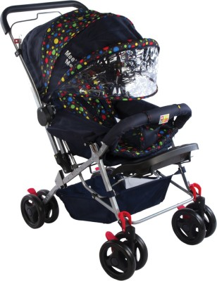 MeeMee Fully Canopied Pram