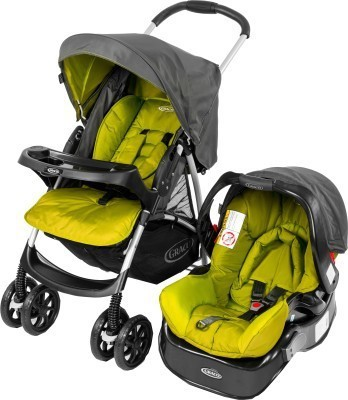 Graco Candy Rock Travel System – Rock