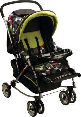 MeeMee Baby Pram with Rocker