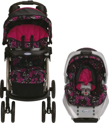 Graco Spree Classic Connect Travel System - Ariel