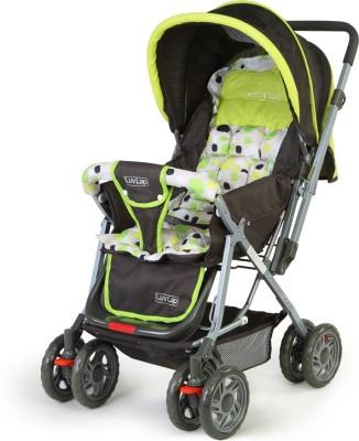 Luvlap Sunshine Baby Stroller(Green)