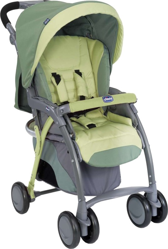 Chicco Simplicity Plus Stroller(3 Position, Green)