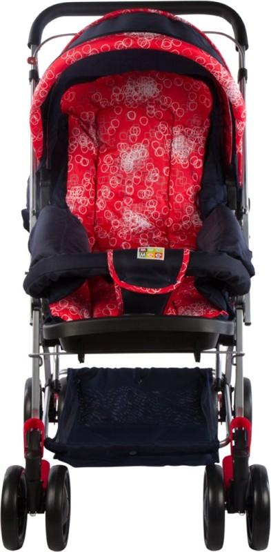 Mee Mee Baby Pram(Red)