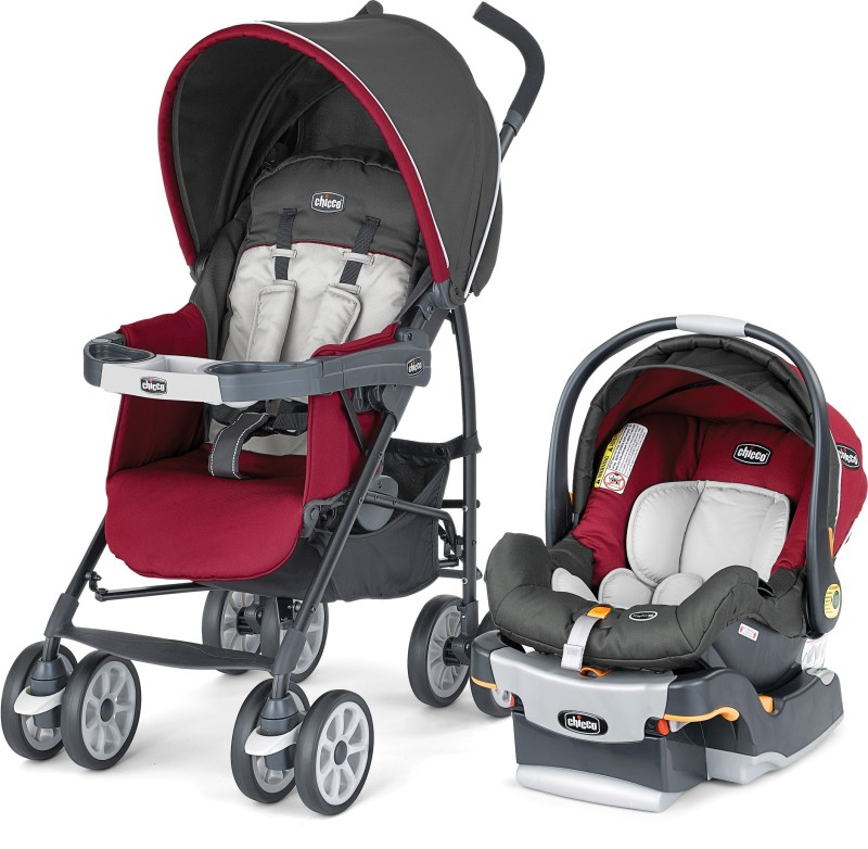 Chicco Neuvo Travel System Granita USA