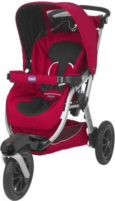Chicco ACTIV3 STROLLER RED WAVE