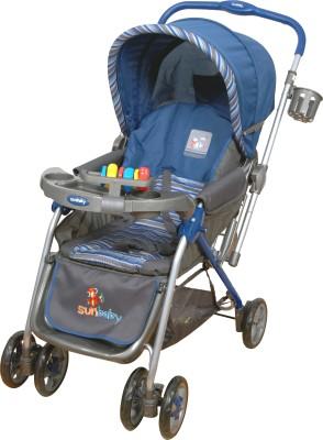 Sunbaby Royale Stripe Stroller