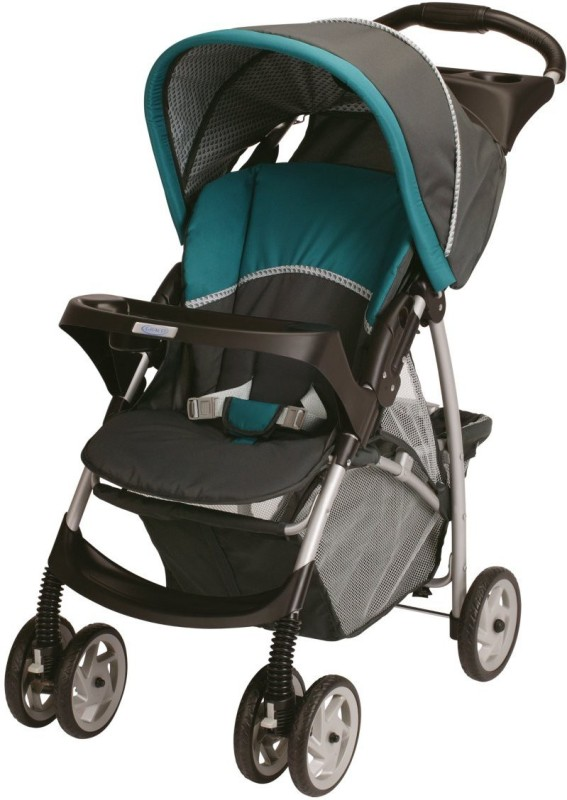 Graco LiteRider Classic Connect - Dragon Fly(Multicolor)