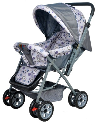 Happy Kids Stroller with Reversible Handle