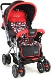 LuvLap Sunshine new Baby Stroller (Red)
