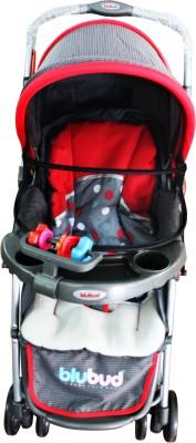Blubud Baby Rocking Stroller