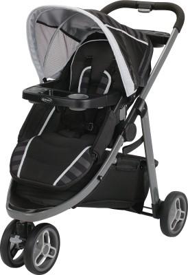Graco Modes Sport Click Connect Stroller -Rockweave(Black)