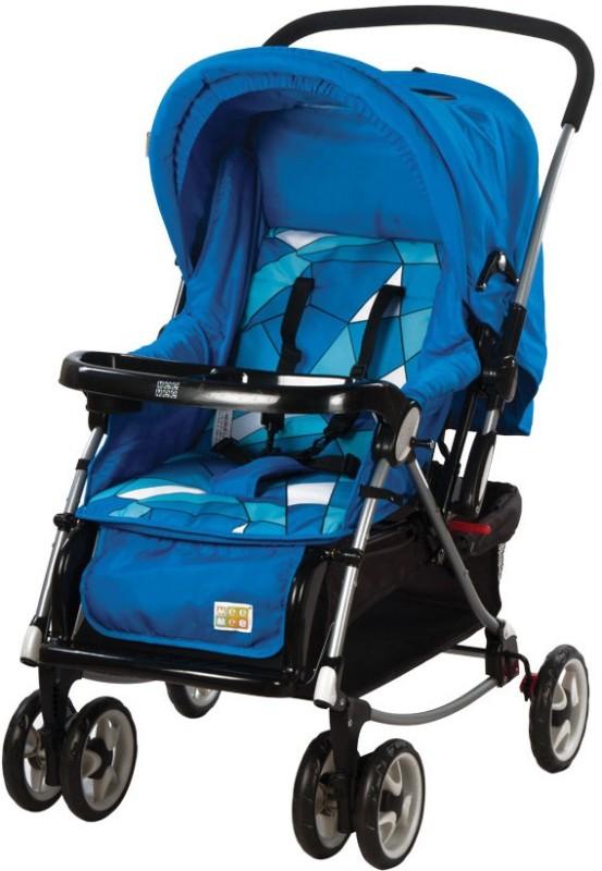 Mee Mee Baby Pram(Blue)