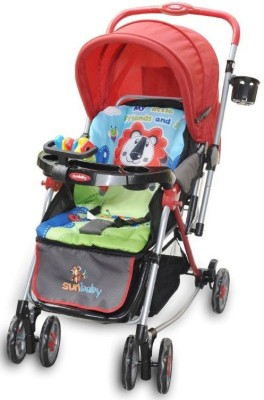 Sunbaby Stroller Brave Heart Red Lion
