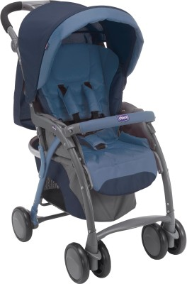 Chicco Blue Simplicity Plus Stroller