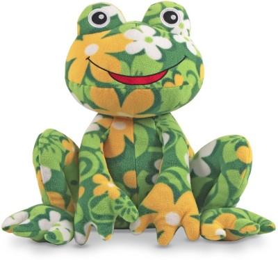 Melissa & Doug Lily Frog Plush  - 8 inch