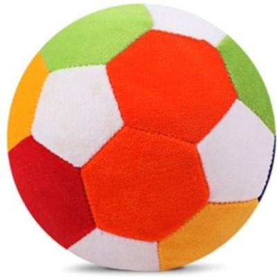 VRV Multicolor Soft Toy Ball  - 7 inch