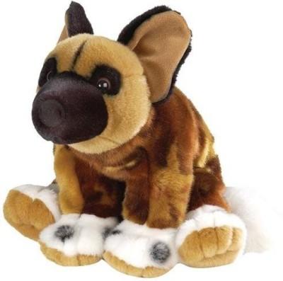 Wild Republic African Wild Dog Cuddlekin 12