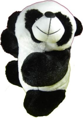Urmila Enterprises 32cm black and white Panda  - 32 cm