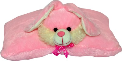 Joey Toys Lovely Rabbit Cushion  - 7 inch