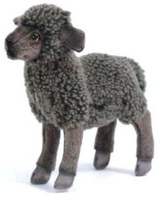 Hansa Black Kid Sheep 12(Brown)