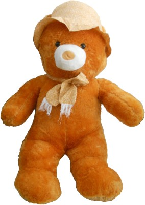 Gifts & Arts Gifts & Arts Jumbo Cap Teddy  - 130 cm