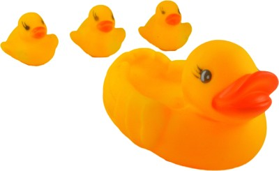 Shop4everything Duckling Duck Family  - 6 cm