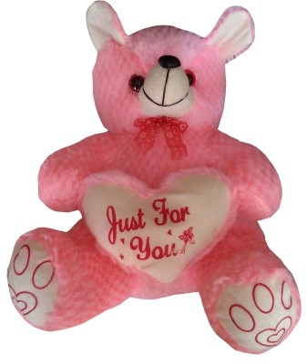 Shree Ji Enterprises Cute Love Teddy Bear  - 30 cm