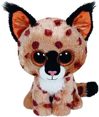 Ty Beanie Boos Buddy Buckwheat the Lynx  - 25 inch
