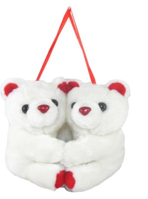 Tickles Hanging Loveable Couple Teddy  - 10 cm