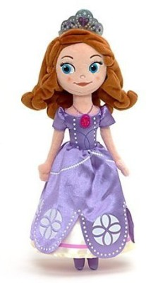 Disney Sofia The First Exclusive 13 Inch Plush Sofia