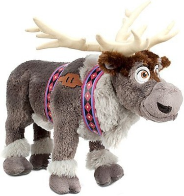 Disney Frozen Exclusive 16 Inch Plush Figure Sven  - 20 inch