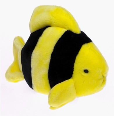 TY Beanie Babies Bubbles The Fish (Retired)