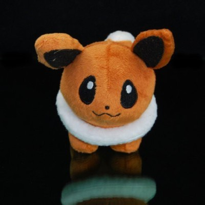 Pokemon Plush Eevee Doll Around 12Cm 5