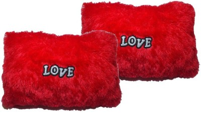 De Hoy-Hoy Set of 2 Home / Car Soft Tickle Cotton Cushion Pillow Teddy Soft Toy  - 35