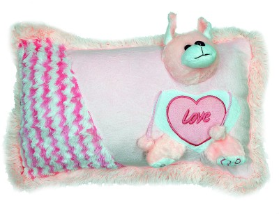 Gifts & Arts Pillow Love  - 3.93 inch