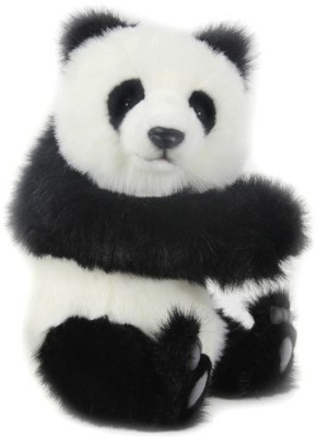 Hansa Large Sitting Panda Bear Stuffed Animal - 25 inch(Multicolor107)