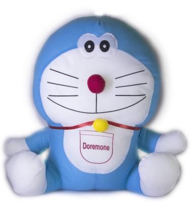Tiny Tickle Naughty Flurry Doraemon Premium Soft Toys  - 31 cm