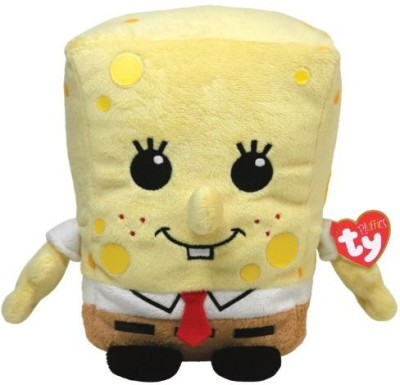 SpongeBob SquarePants Ty Pluffies Spongebob  - 20 inch
