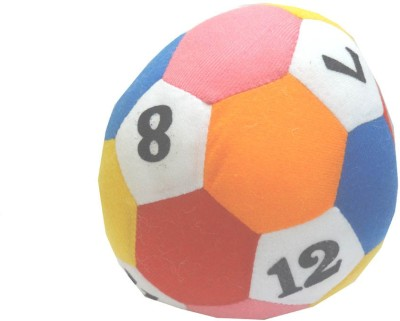 Tanmay 1234 Soft Ball  - 8 inch