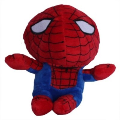 HMS Attractive Looking Spiderman Plush Toy - 20 cm  - 20