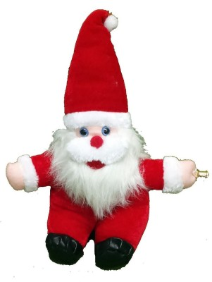 Gifts & Arts Gifts & Arts Soft Plush Christmas Santa  - 30 cm